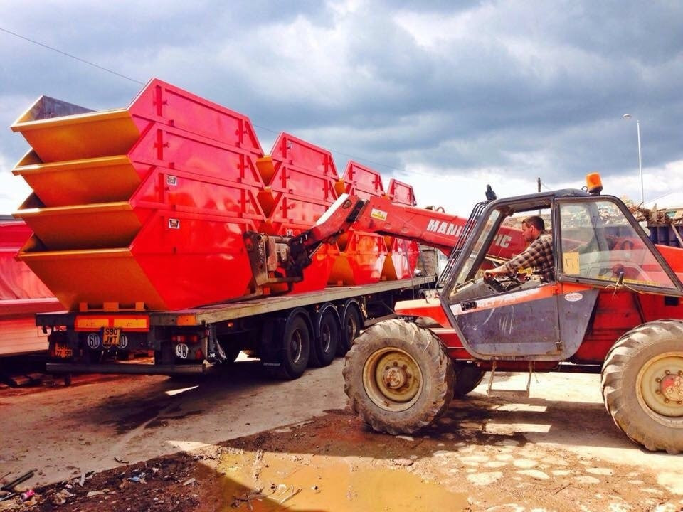 skip hire beneficial for environment